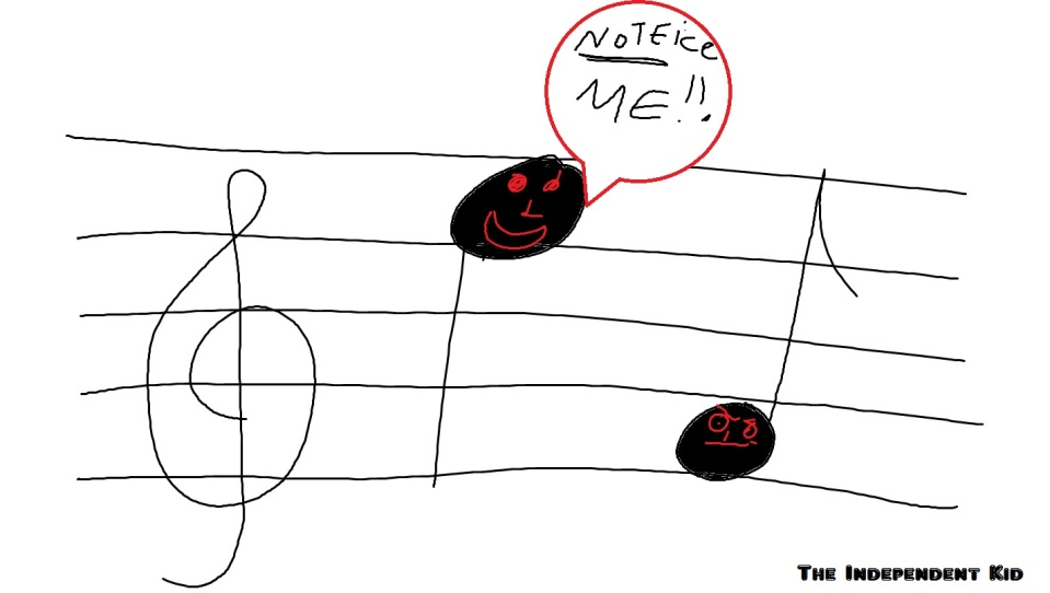 Musical Note Joke